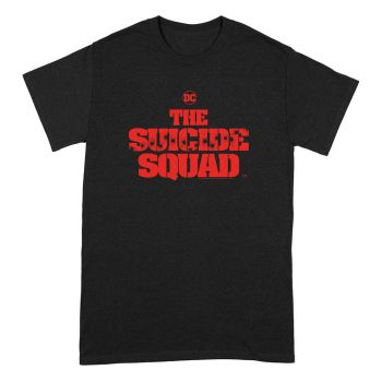 The Suicide Squad T-Shirt Logo