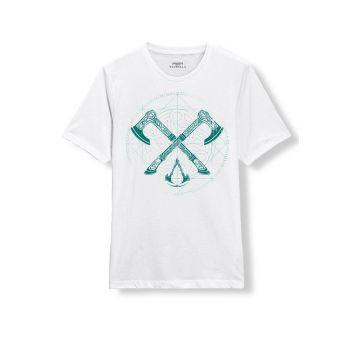 Assassin's Creed Valhalla T-Shirt Crossaxe