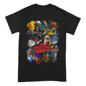 The Suicide Squad T-Shirt Mask Poster