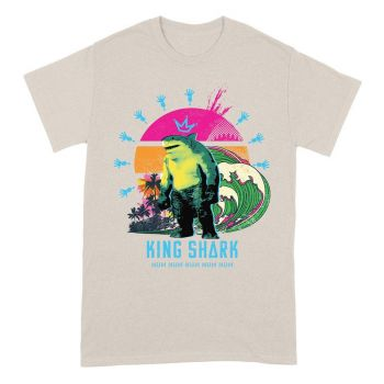 The Suicide Squad T-Shirt King Shark