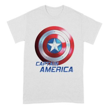 The Falcon and the Winter Soldier T-Shirt Captain America Shield