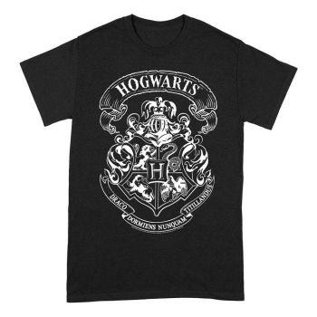 Harry Potter T-Shirt Hogwarts Crest