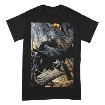Batman T-Shirt Night Gotham City