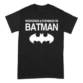 Batman T-Shirt Weekends