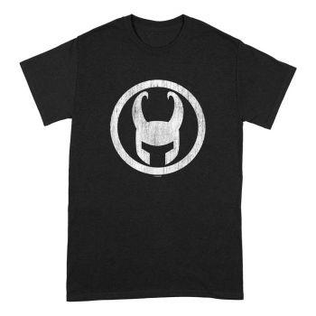 Loki T-Shirt Loki Icon