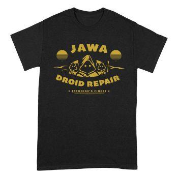 Star Wars T-Shirt Jawa Droid Repair