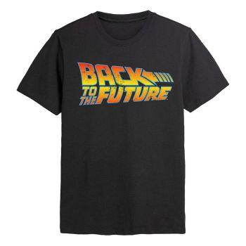 Retour vers le futur T-Shirt Logo