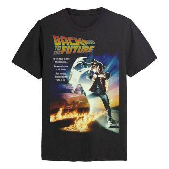 Retour vers le futur T-Shirt Poster