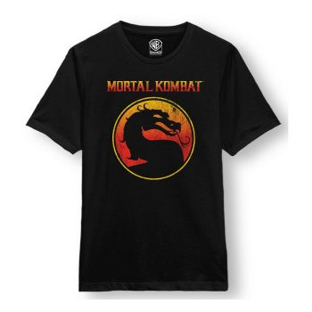 Mortal Kombat T-Shirt Logo