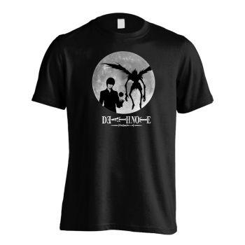 Death Note T-Shirt Watching Light