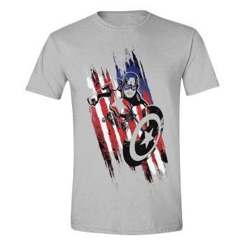 Avengers T-Shirt Captain America Streaks