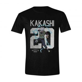 Naruto T-Shirt Kakashi Move