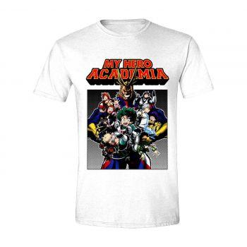 My Hero Academia T-Shirt Poster Shot