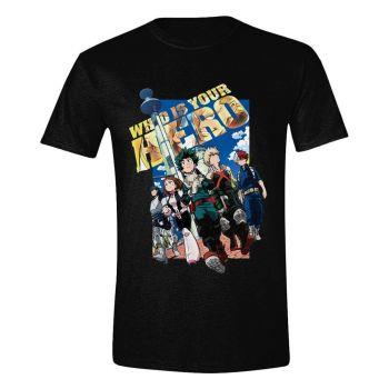 My Hero Academia T-Shirt Movie Teaser
