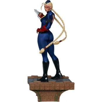 Street Fighter statuette 1/3 Cammy: Decapre 71 cm