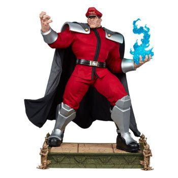 Street Fighter statuette 1/3 M. Bison Alpha 74 cm