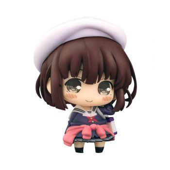 Saekano : How to Raise a Boring Girlfriend figurine Medicchu Megumi Kato 7 cm