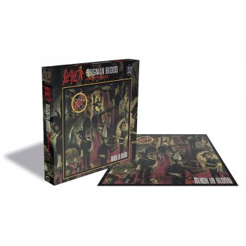 Slayer Puzzle Reign in Blood