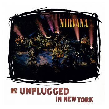 Nirvana Rock Saws puzzle MTV Unplugged in New York (500 pièces)