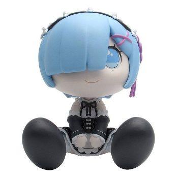 Re:Zero - Starting Life in Another World figurine Binivini Baby Soft Vinyl Rem 13 cm