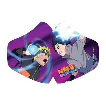 Naruto Masque en tissu Naruto Vs Sasuke