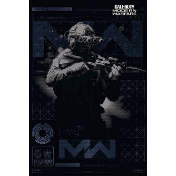 Call of Duty : Modern Warfarepack posters Elite 61 x 91 cm (5)