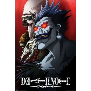 Death Note pack posters Shinigami 61 x 91 cm (5)