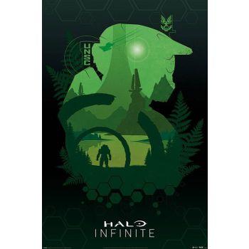 Halo Infinite posters Lakeside 61 x 91 cm (5)
