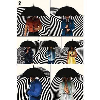 The Umbrella Academy posters Family 61 x 91 cm (5)