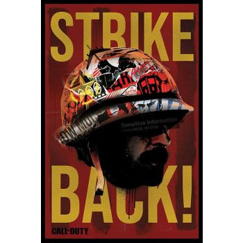 Call of Duty Black Ops Cold War posters Strike Back 61 x 91 cm (pack de 5)