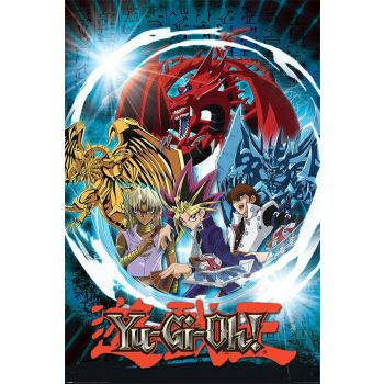 Yu-Gi-Oh! posters Unlimited Future 61 x 91 cm (5)