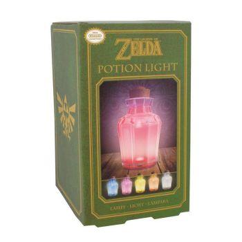 Legend of Zelda lampe Potion Jar