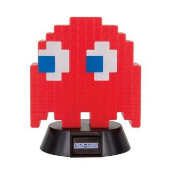 Pac-Man veilleuse 3D Icon Blinky 10 cm