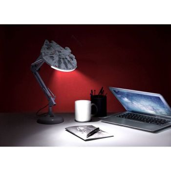 Star Wars lampe USB Millennium Falcon 60 cm