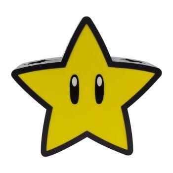 Super Mario Bros. lampe Super Star