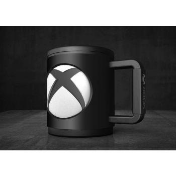 XBox mug Shaped Logo