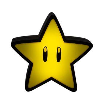 Super Mario veilleuse sonore Super Star