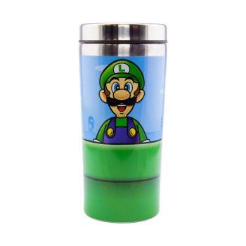 Super Mario Bros mug de voyage Warp Pipe