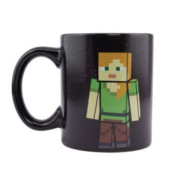 Minecraft mug effet thermique Enderman