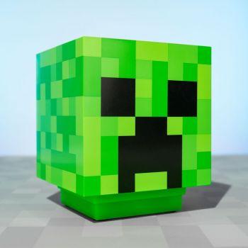 Minecraft lampe Creeper