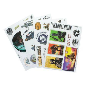 Star Wars The Mandalorian set autocollants vinyle The Mandalorian