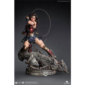 Wonder Woman Comic statuette 1/4 Wonder Woman Early Bird Version 47 cm
