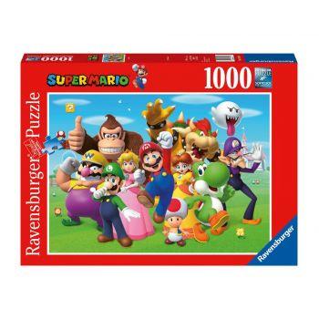 Nintendo puzzle Super Mario (1000 pièces)