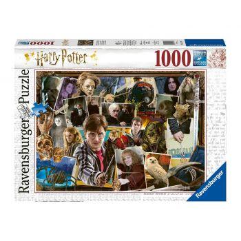 Harry Potter puzzle Harry Potter vs. Voldemort (1000 pièces)