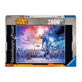 Star Wars puzzle Star Wars Universe (2000 pièces)