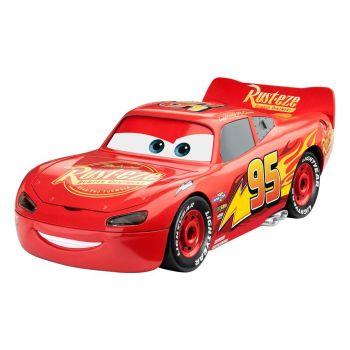 Cars pack maquette Junior Kit sonore et lumineuse 1/20 Lightning McQueen