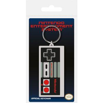 Nintendo porte-clés caoutchouc NES Controller 6 cm