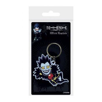 Death Note porte-clés caoutchouc Ryuk 6 cm