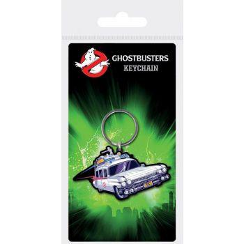 S.O.S Fantômes assortment porte-clés caoutchouc Ectomobile 6 cm (10)