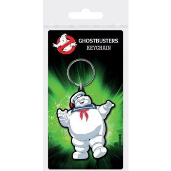 S.O.S Fantômes assortment porte-clés caoutchouc Stay Puft 6 cm (10)